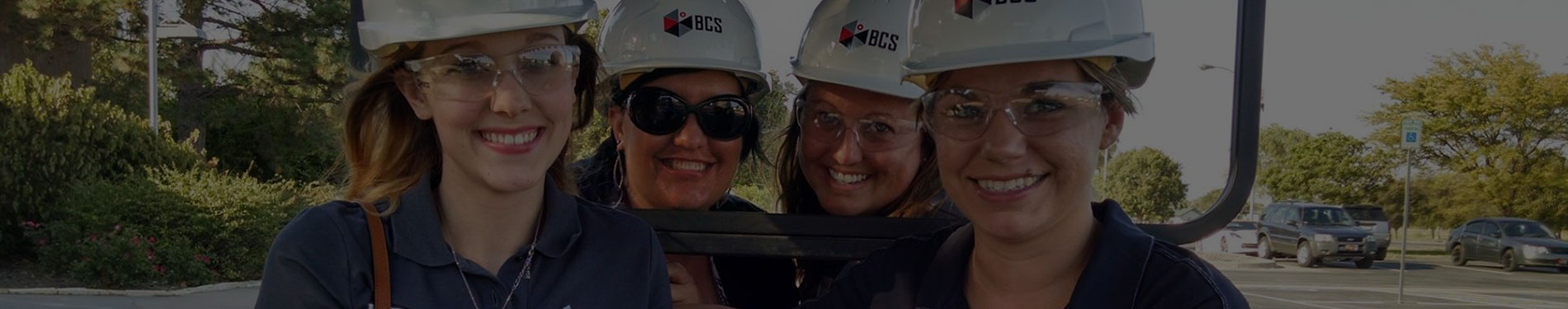 bcs workers smiling