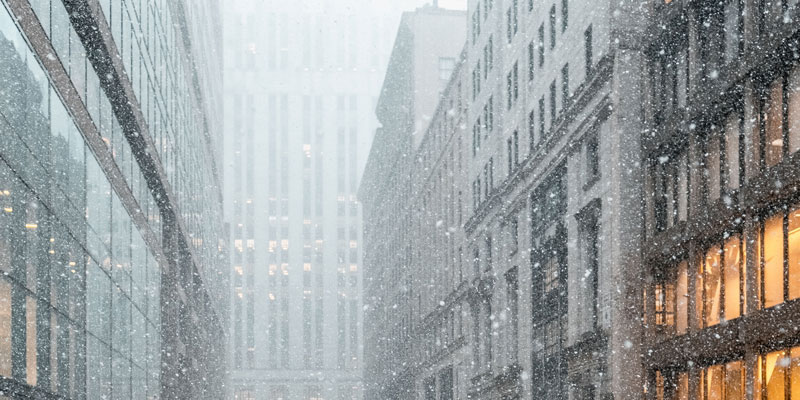 Winterize Your Building and Save Money